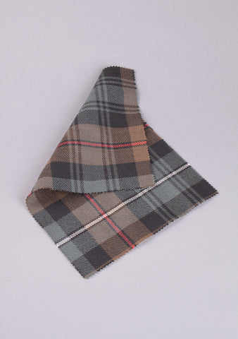 Tartan Fabric Swatch & Measuring Pack