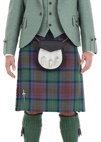 Traditional 8 Yard Custom Made Kilt