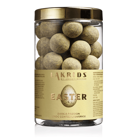 BIG EASTER – Dark & Passion Choc Coated Liquorice
