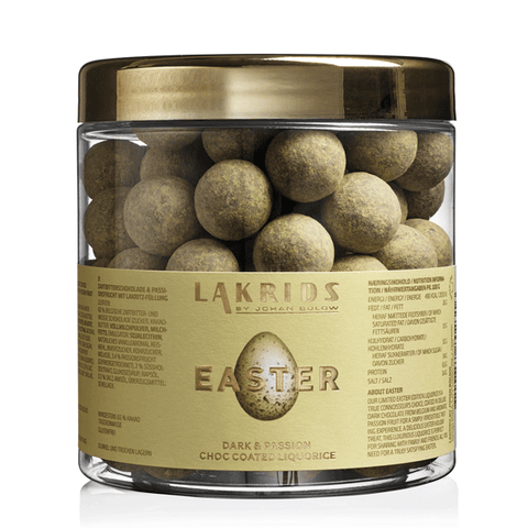 VERY BIG EASTER – Dark & Passion Choc Coated Liquorice