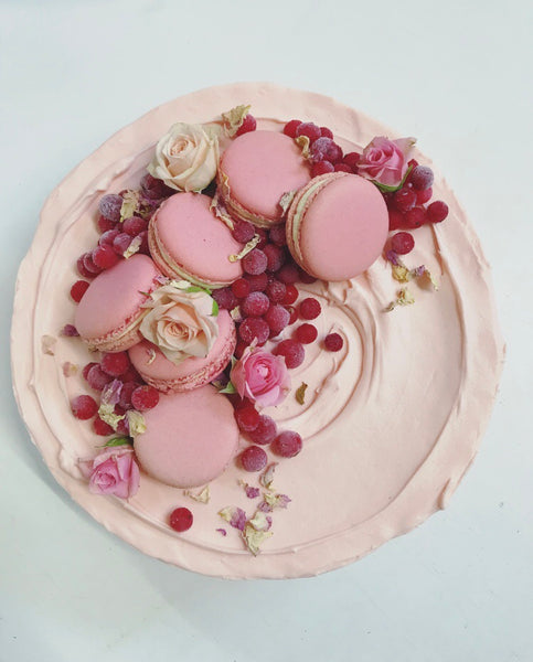 RED CURRANT, ROSE & WHITE CHOCOLATE