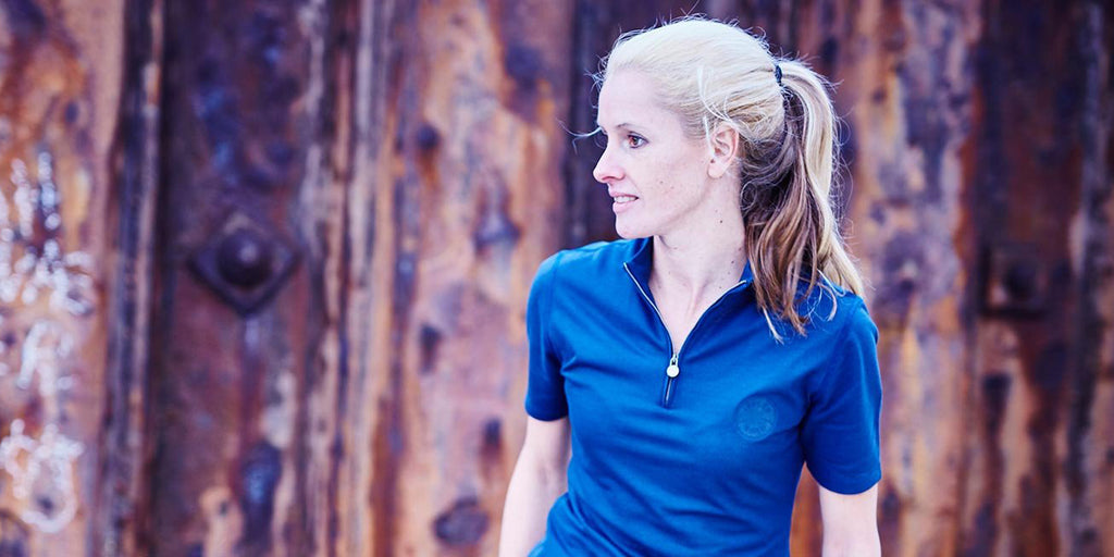 An Interview with Gill Sanders - Worldclass Triathlete