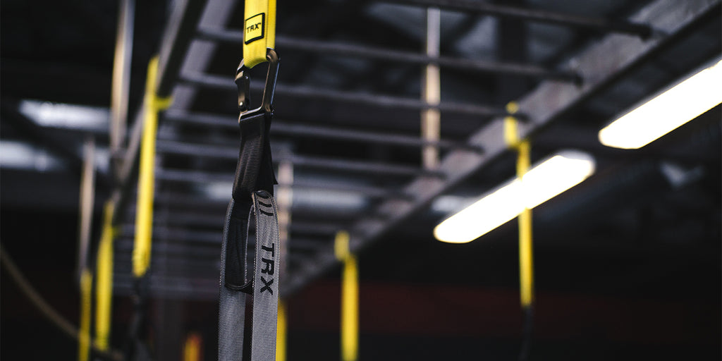 A Beginner's Guide To TRX Training