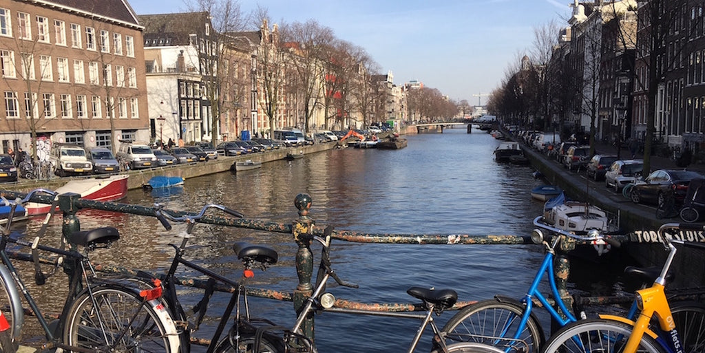 The Best Running Routes in Amsterdam