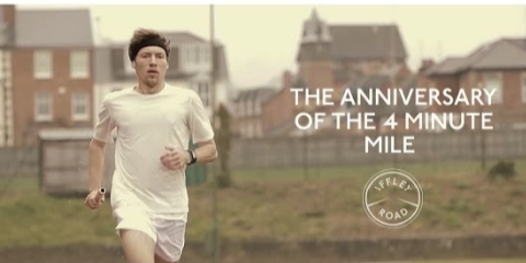 Four Minute Mile Video