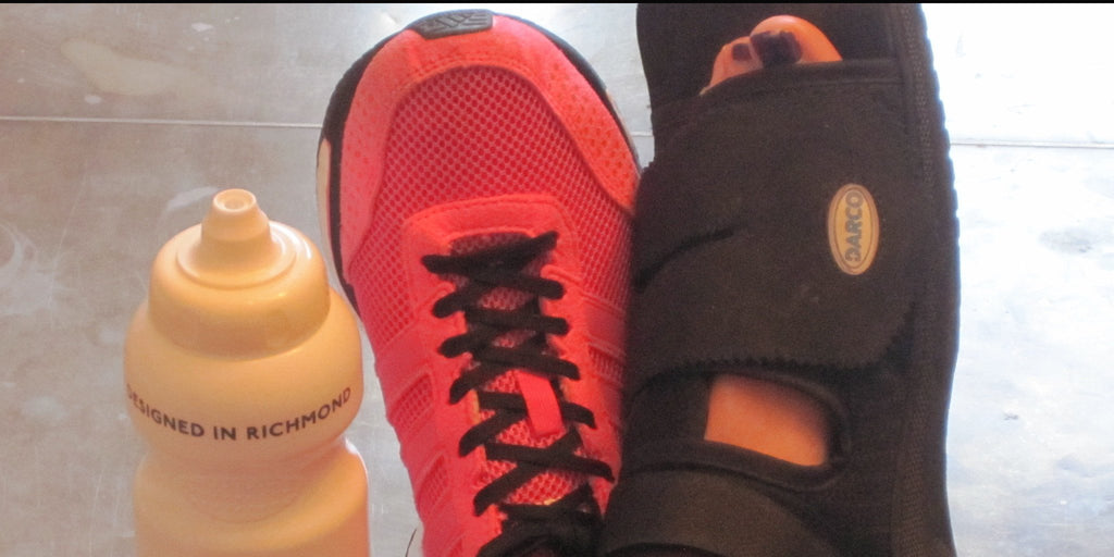 Diary of an Injured Runner