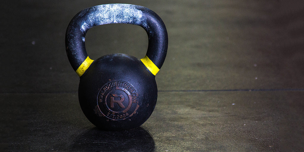 A Full-Body Kettlebell Workout