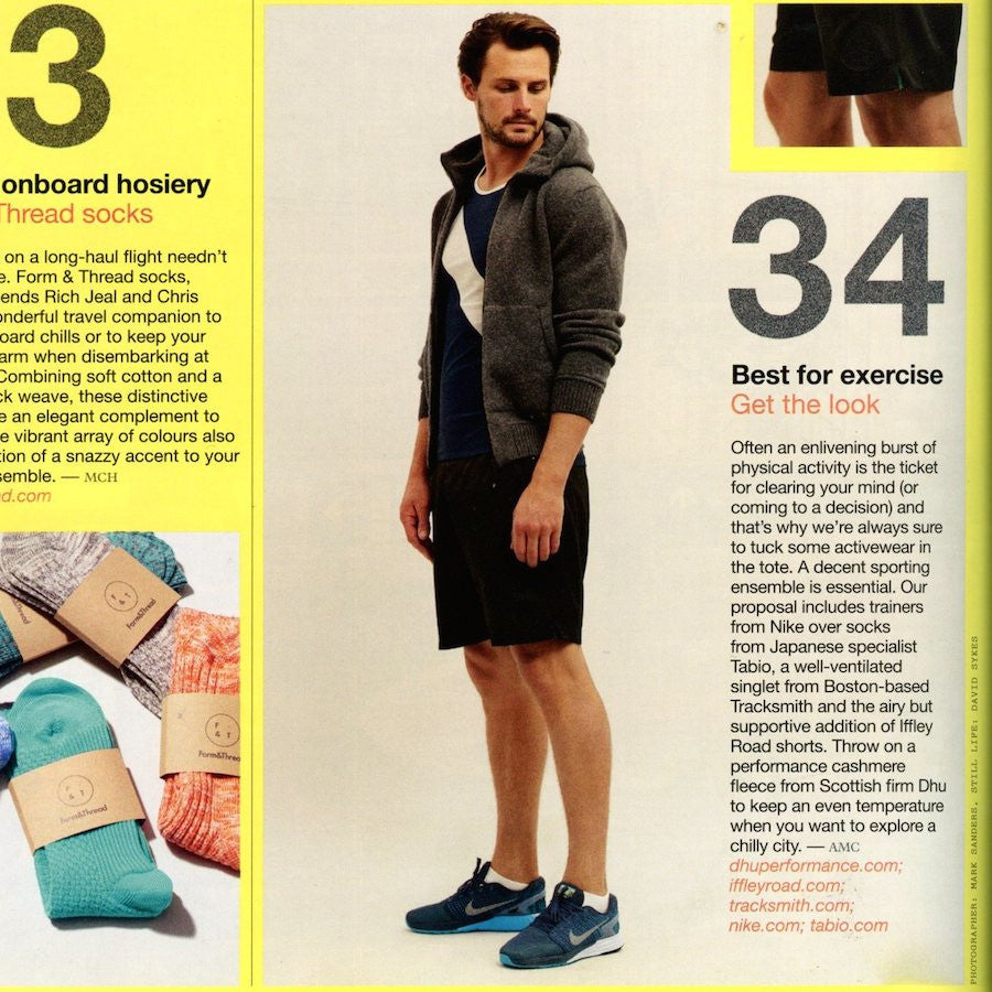 Monocle Review - Hampton Shorts