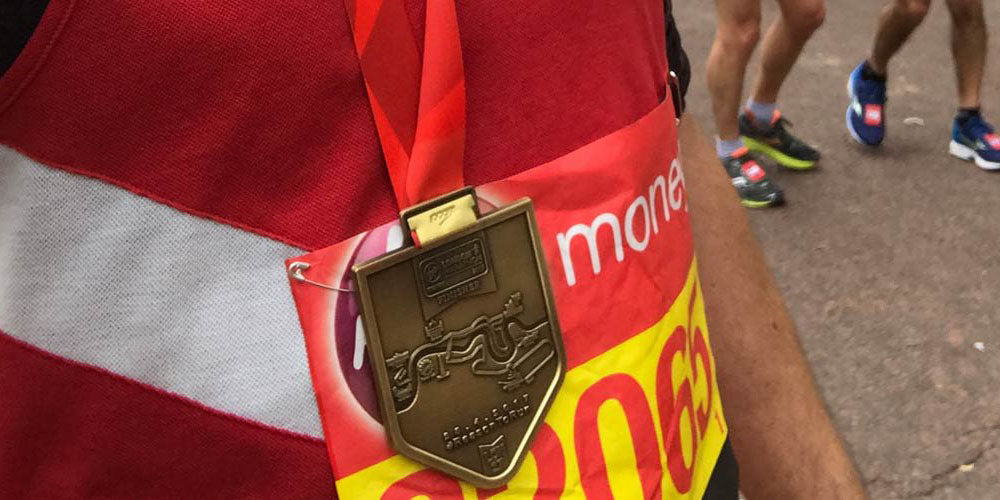 What's it like to run the London Marathon