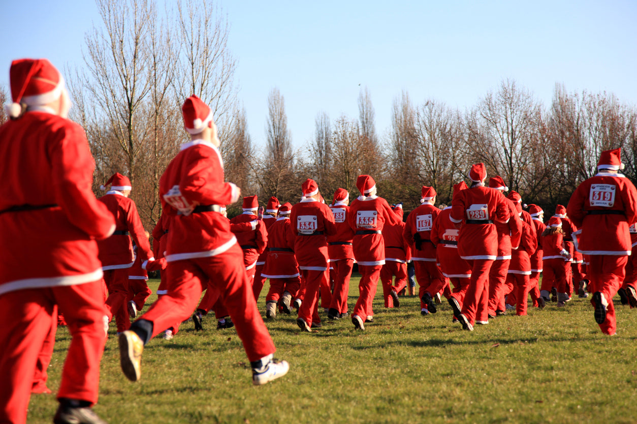 Christmas Parkrun.Top Festive Running Events To Get You In The Christmas