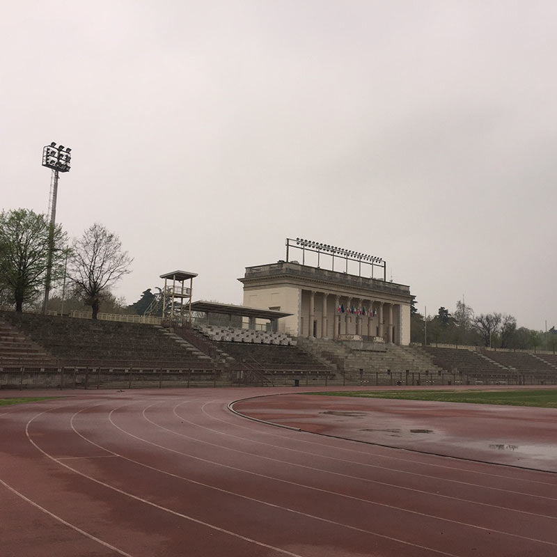 Parco Sempione running track