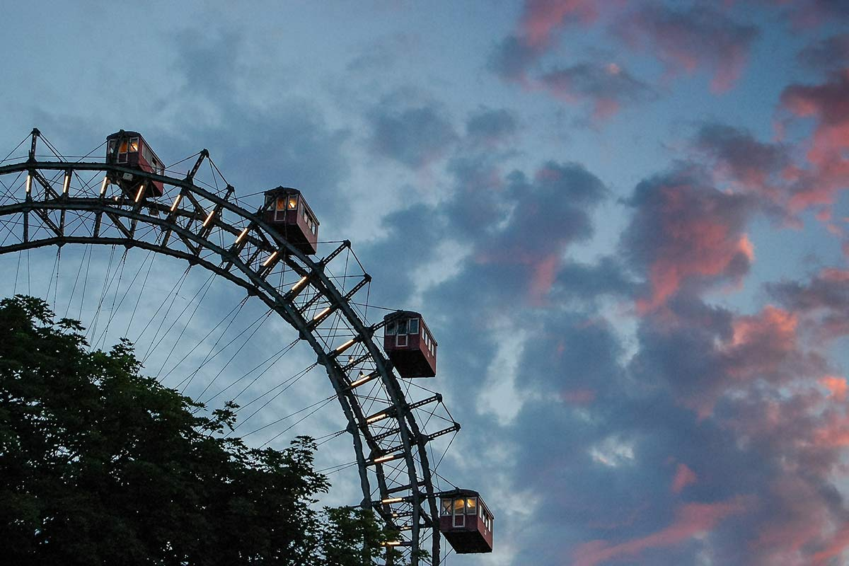 Prater asument park