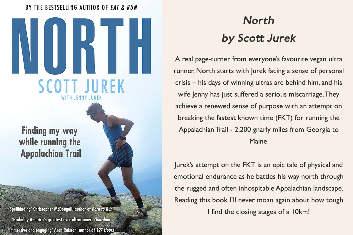 North - by Scott Jurek