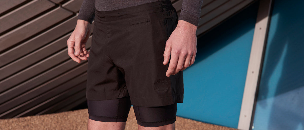 Chester Compression Running Shorts