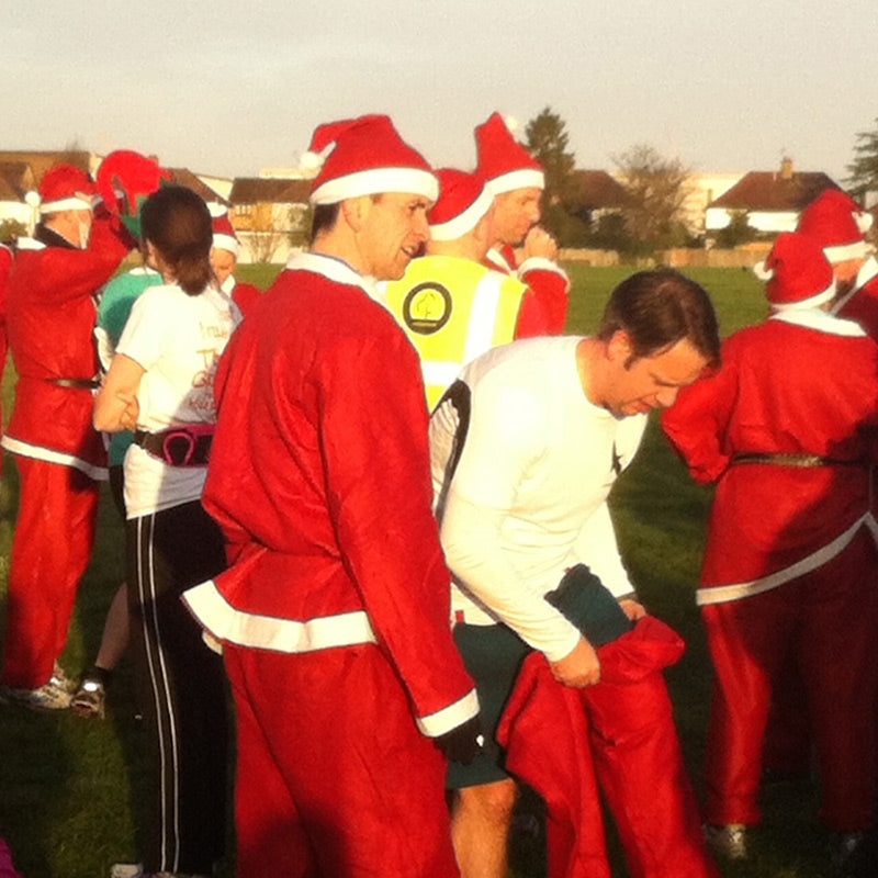The virtues of the Christmas Day Run