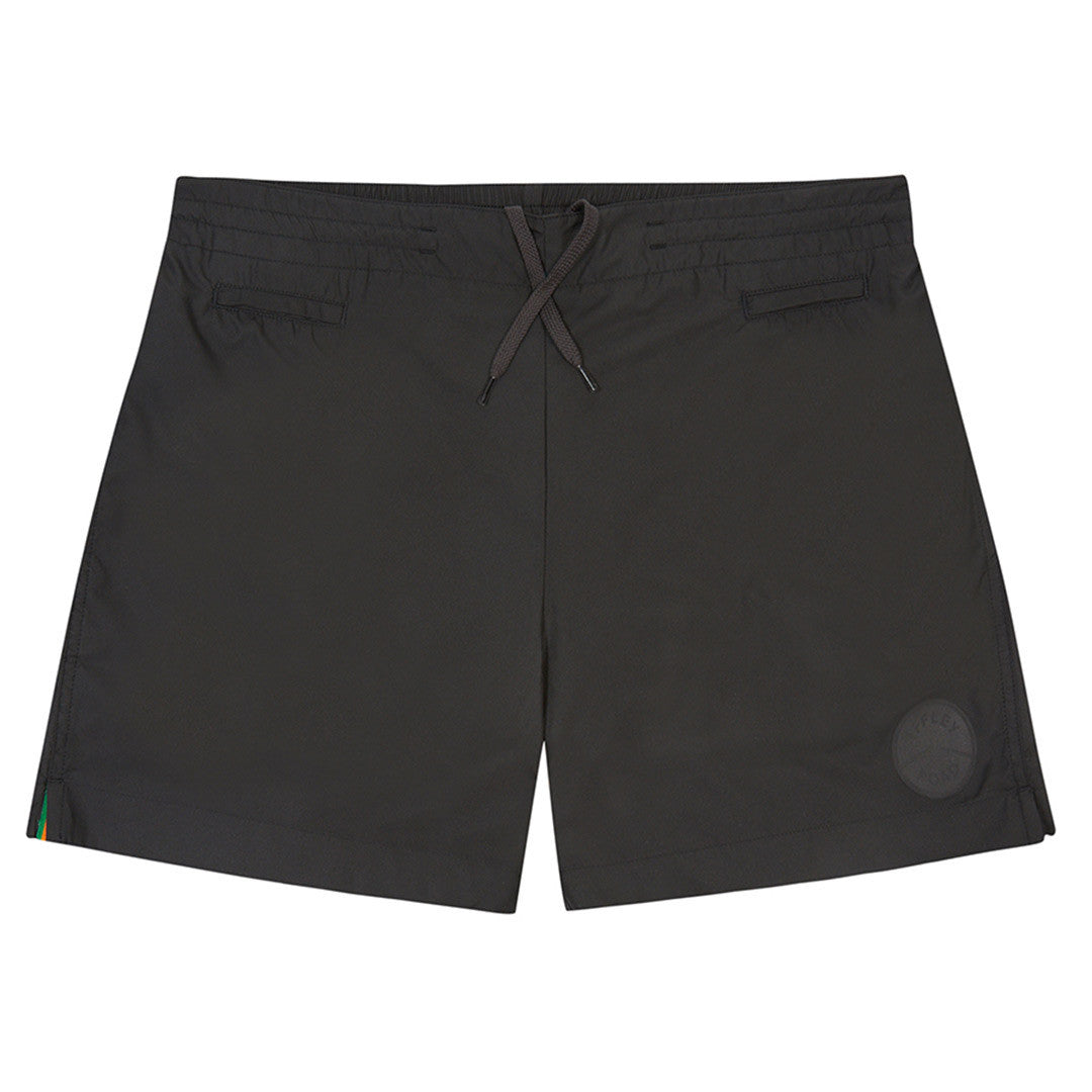Pembroke gravel black running shorts