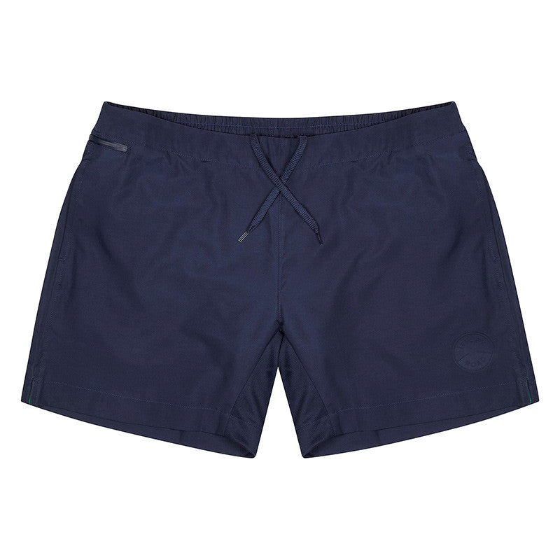 Thompson marine blue shorts