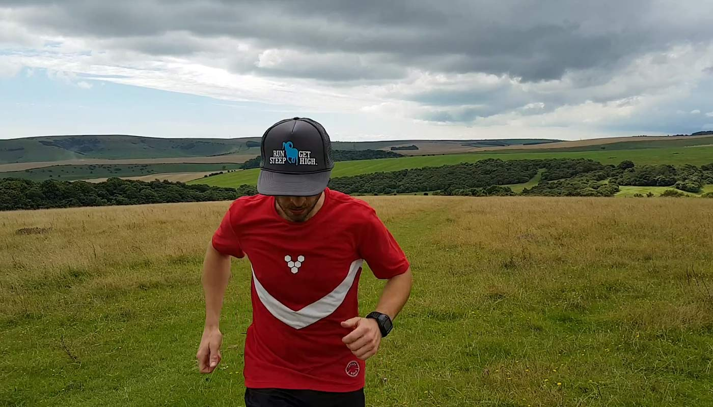 Kit for trail running
