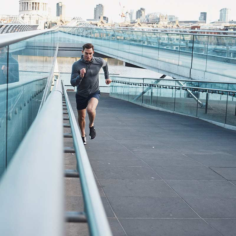 Reboot your running by varying your route
