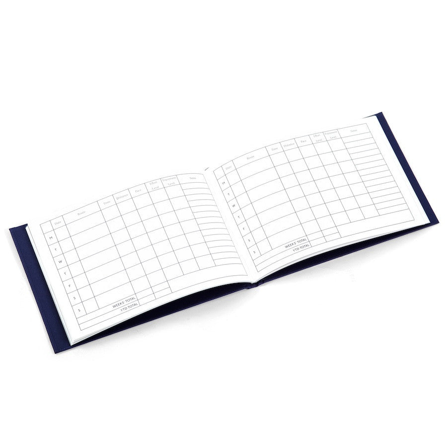 Running & Training Log Book