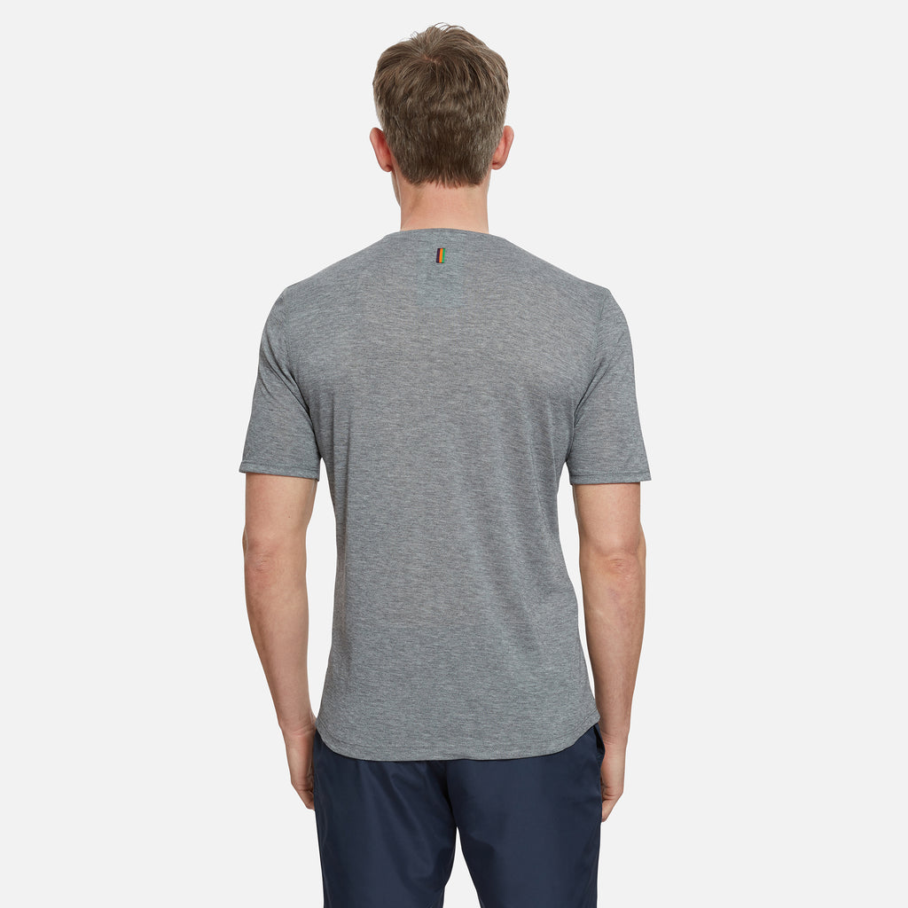 Cambrian Drirelease T-Shirt Pebble Grey