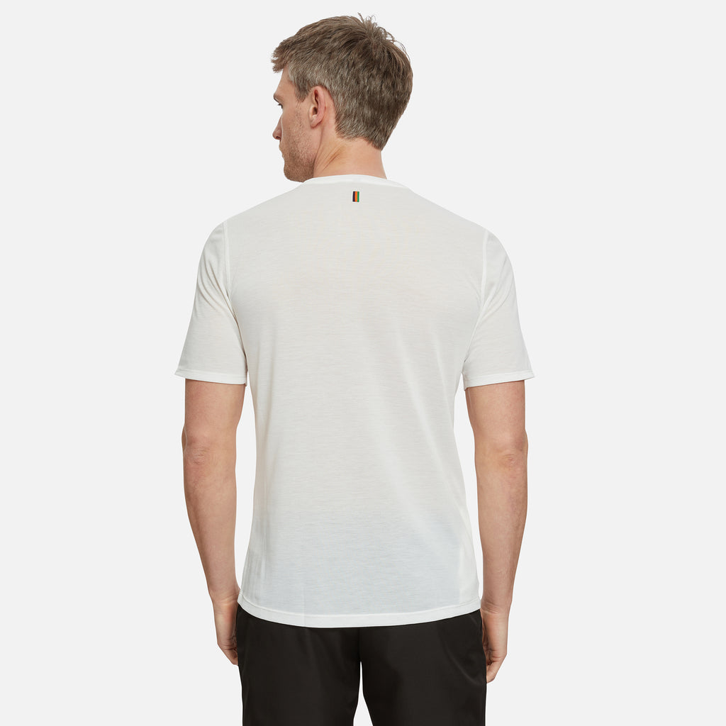 Cambrian Drirelease® T-Shirt Track White
