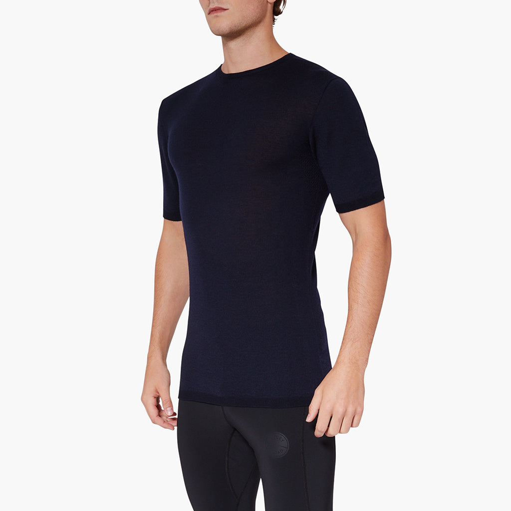 Night Sky Exmoor Merino Men's Base Layer