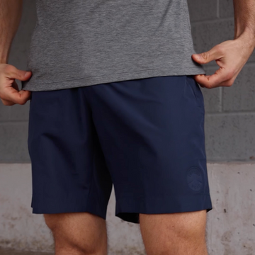 "Hampton 8"" Slim-Fit Shorts"