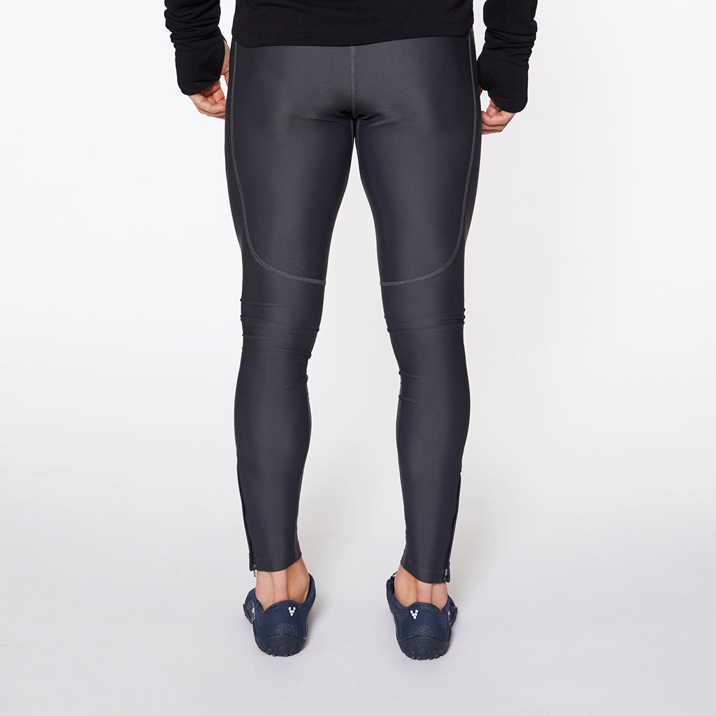 Windsor Running Leggings in Grey
