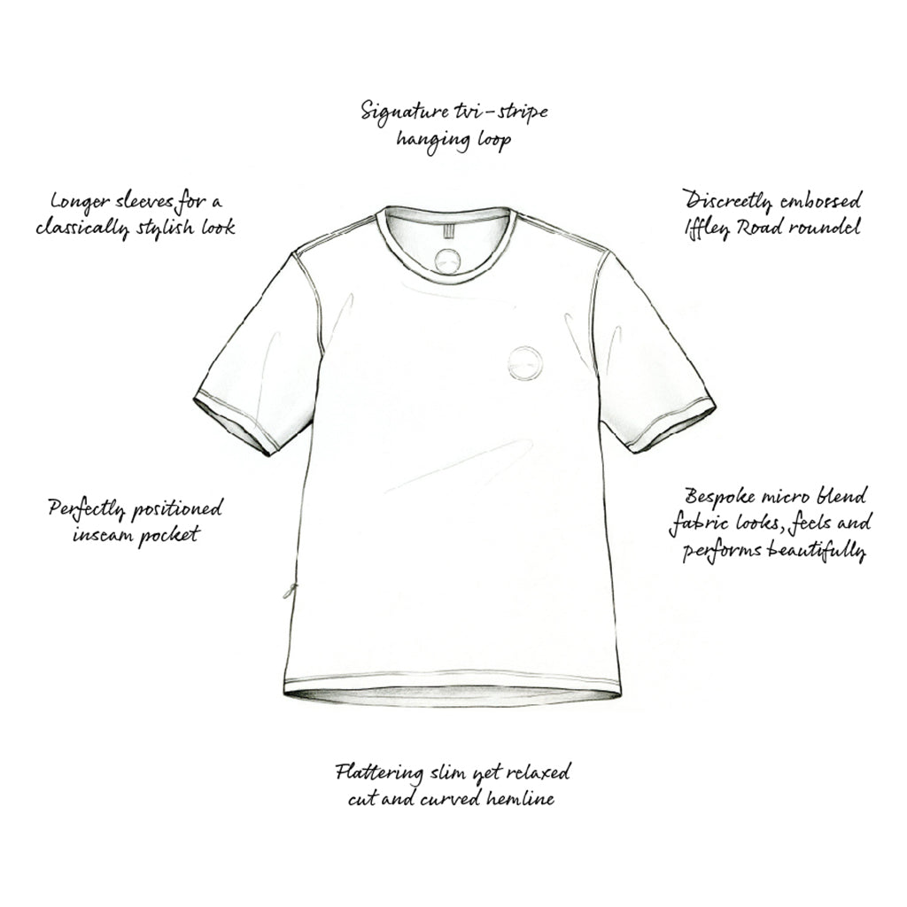 Cambrian Drirelease Sports T-Shirt Maple