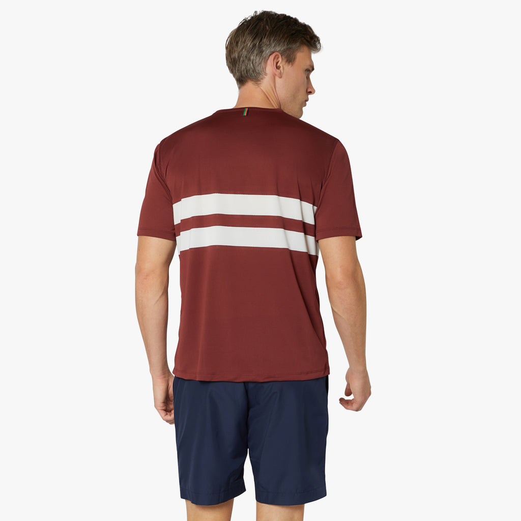 Durham Lightweight T-Shirt Maple