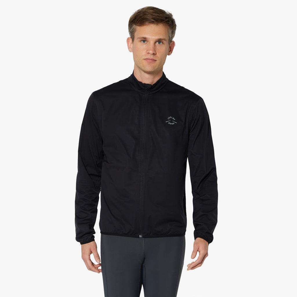 Marlow Lightweight Waterproof Jacket Black