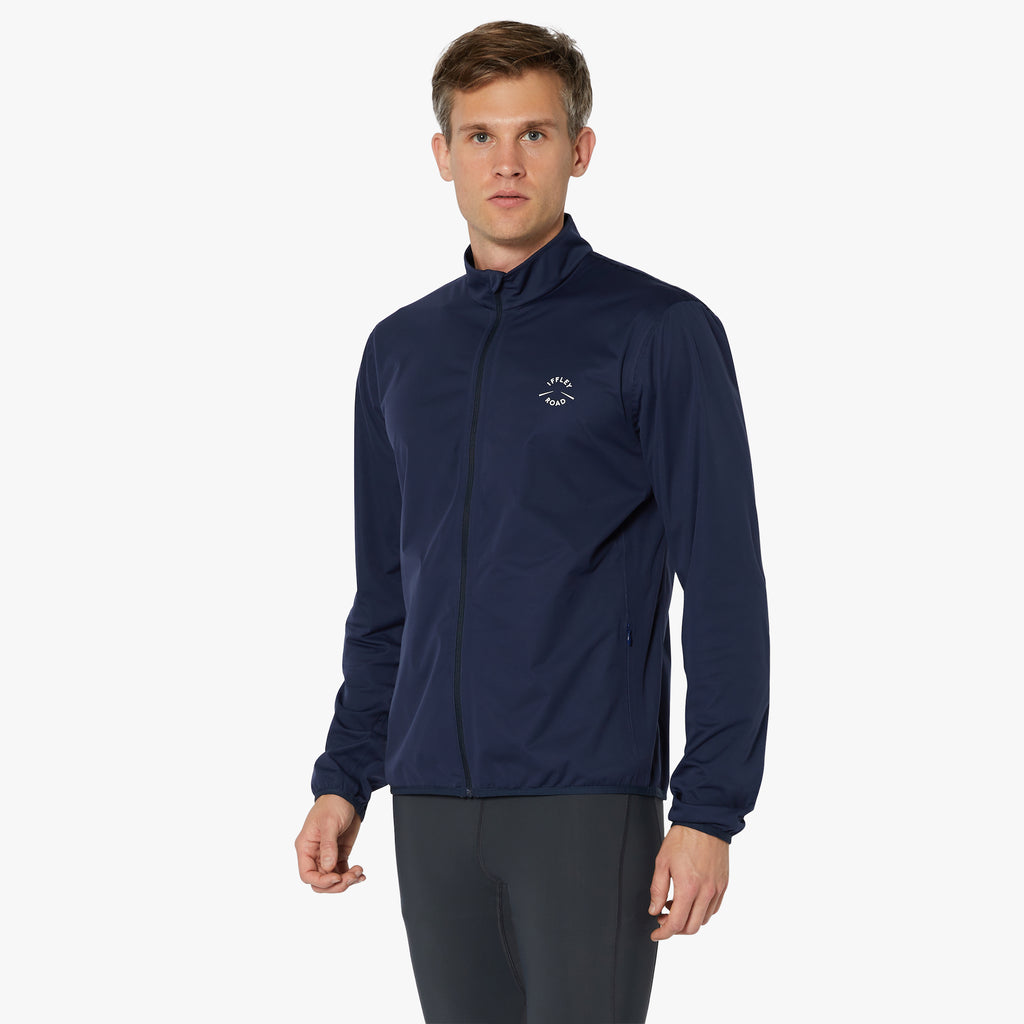 Marlow Lightweight Waterproof Jacket Night Sky