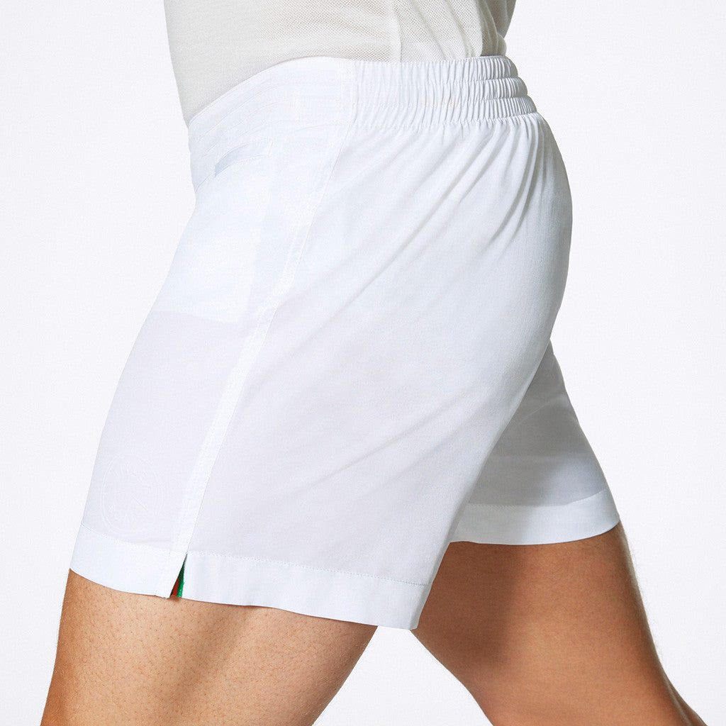 "Pembroke 5"" Running Shorts in White"