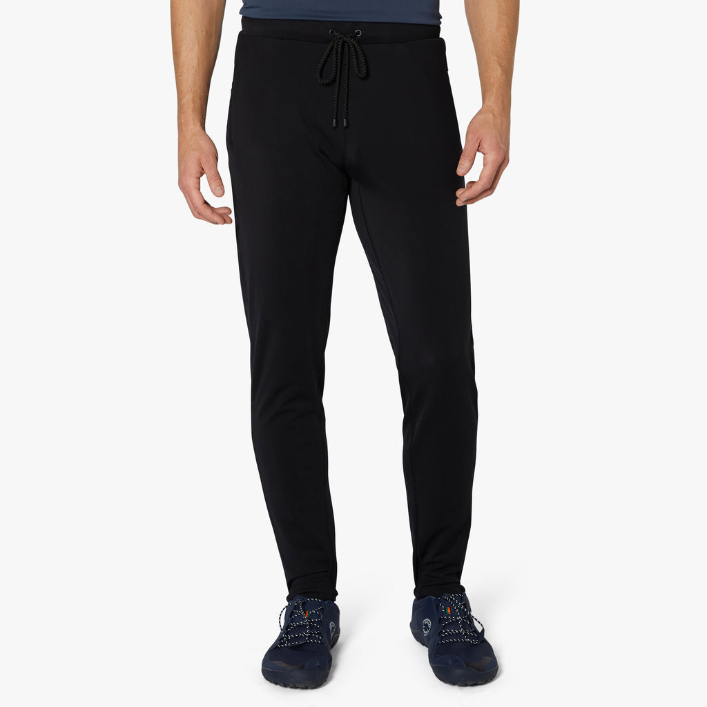 Royston Slim-Fit Joggers Gravel Black