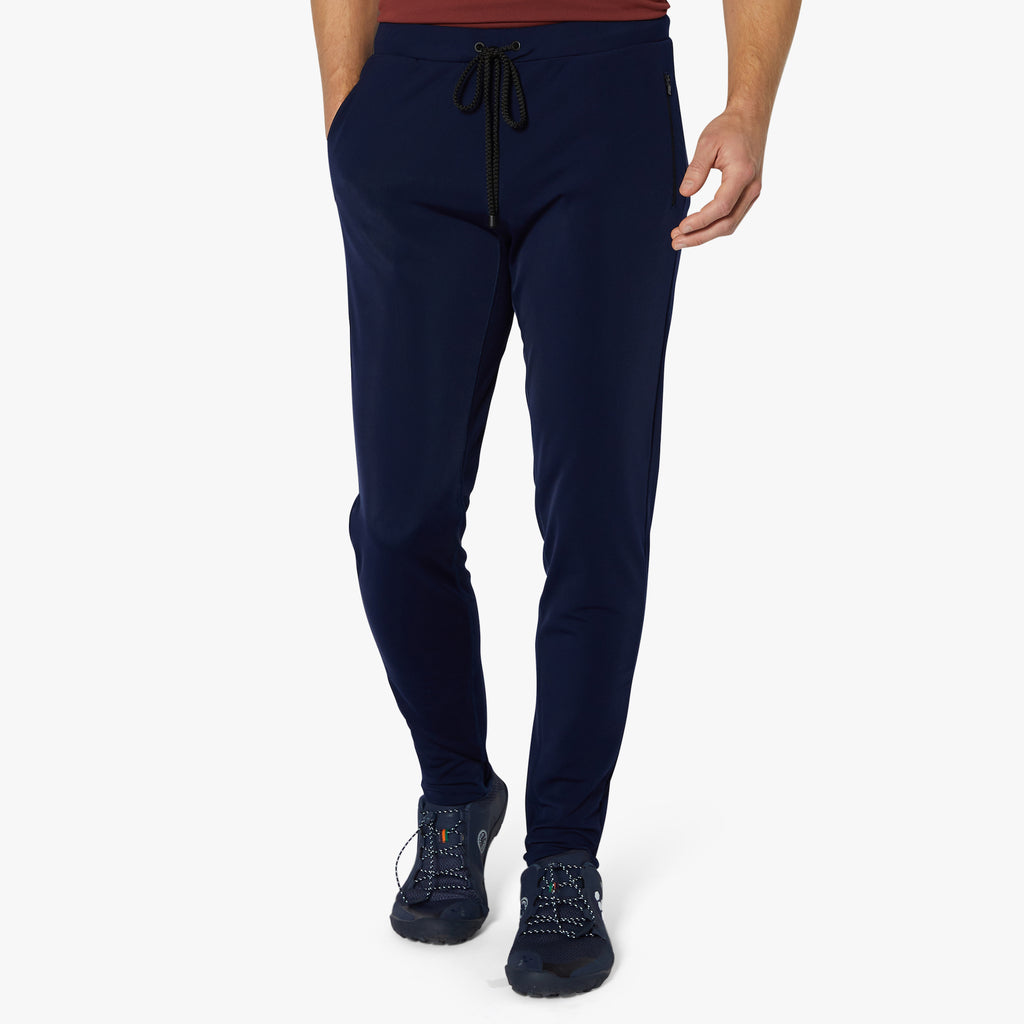 Royston Slim-Fit Joggers Night Sky