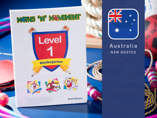 Maths 'N' Movement NSW BOSTES Curriculum (Australian Syllabus)