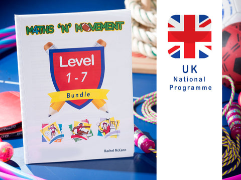 Maths 'N' Movement UK (National Programme)