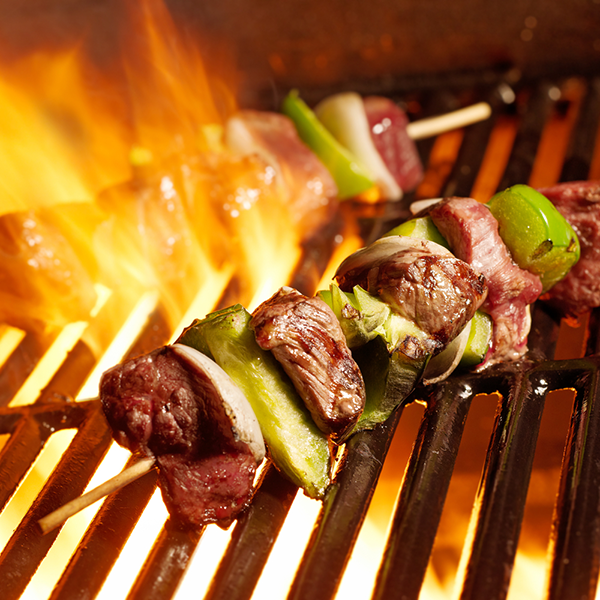Beef Fillet Sosaties - 5 x 200g Fillet Kebabs