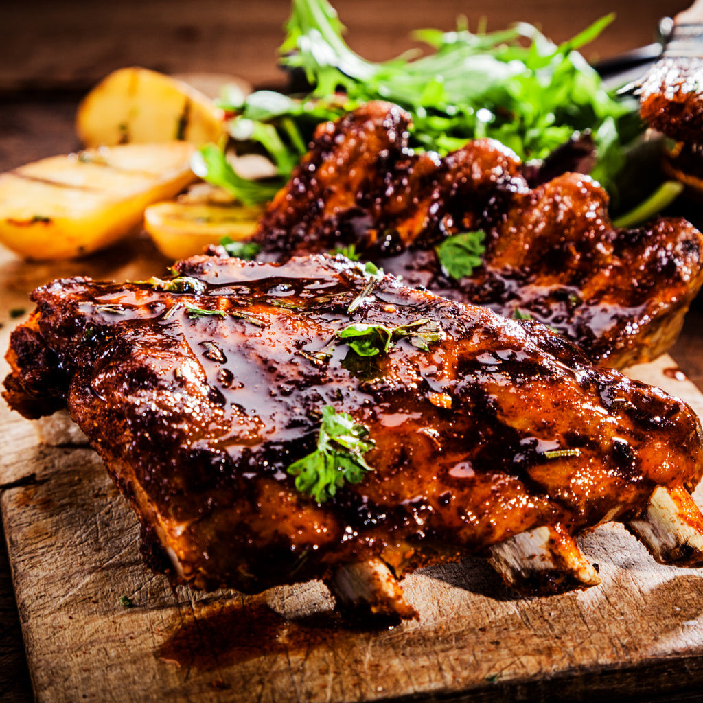 18kg Whole Lamb... That's 18 kgs of ribs, chops, roasts and more for just R1549.00!
