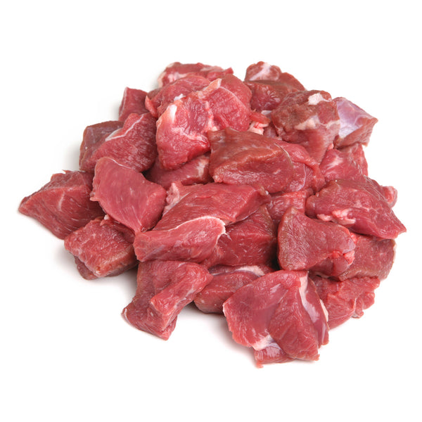 Lamb Stewing Cubes - 1kg Delectable Stewing Lamb