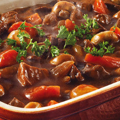 Stewing Beef - 1kg - 2 x 500g Beef Cubes