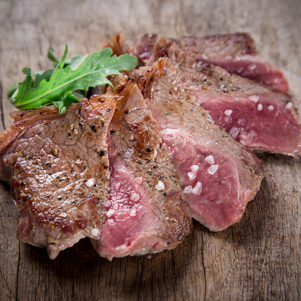 Tenderised Beef Steak - 1kg - 4 x 250g Beef Steaks
