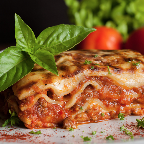 Beef Lasagne - 2.25kg - Feeds Six