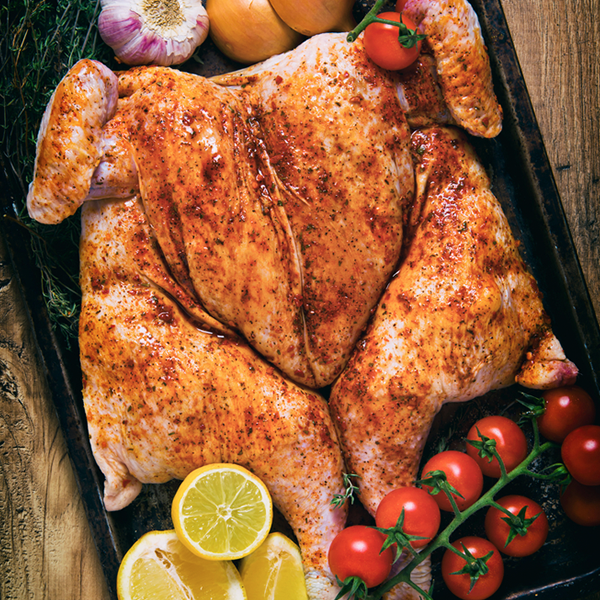 2 x 1.2kg Chicken, free home delivery, online ecommerce store, Gauteng