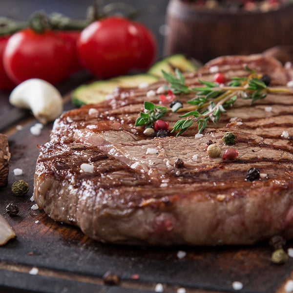 Rump Steaks - 1kg - 4 x 250g Rump Steaks