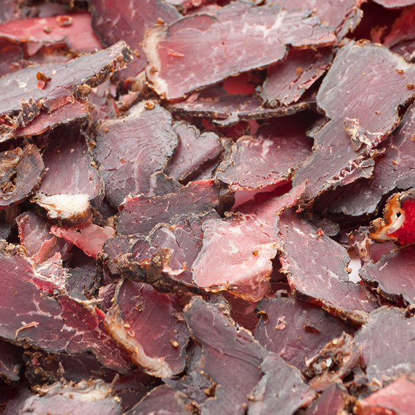 Smoked Biltong - 1kg of Delicious Smoked Biltong
