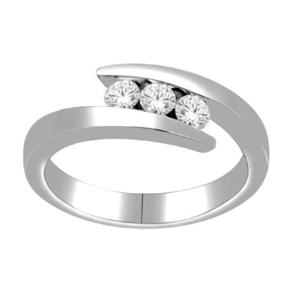 take further diamond classic step ring black rings love a stone engagement modern for women your wedding