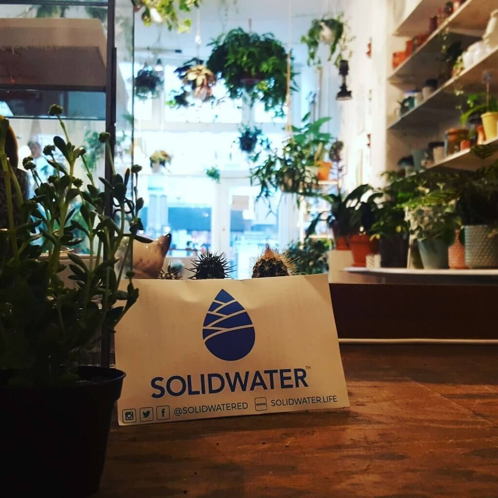 SolidWater package in the beautiful Wildernis, Amsterdam
