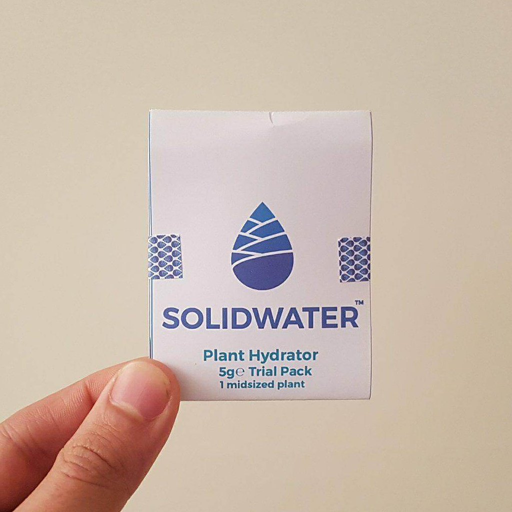 SolidWater Trial Pack SolidWater - SolidWater